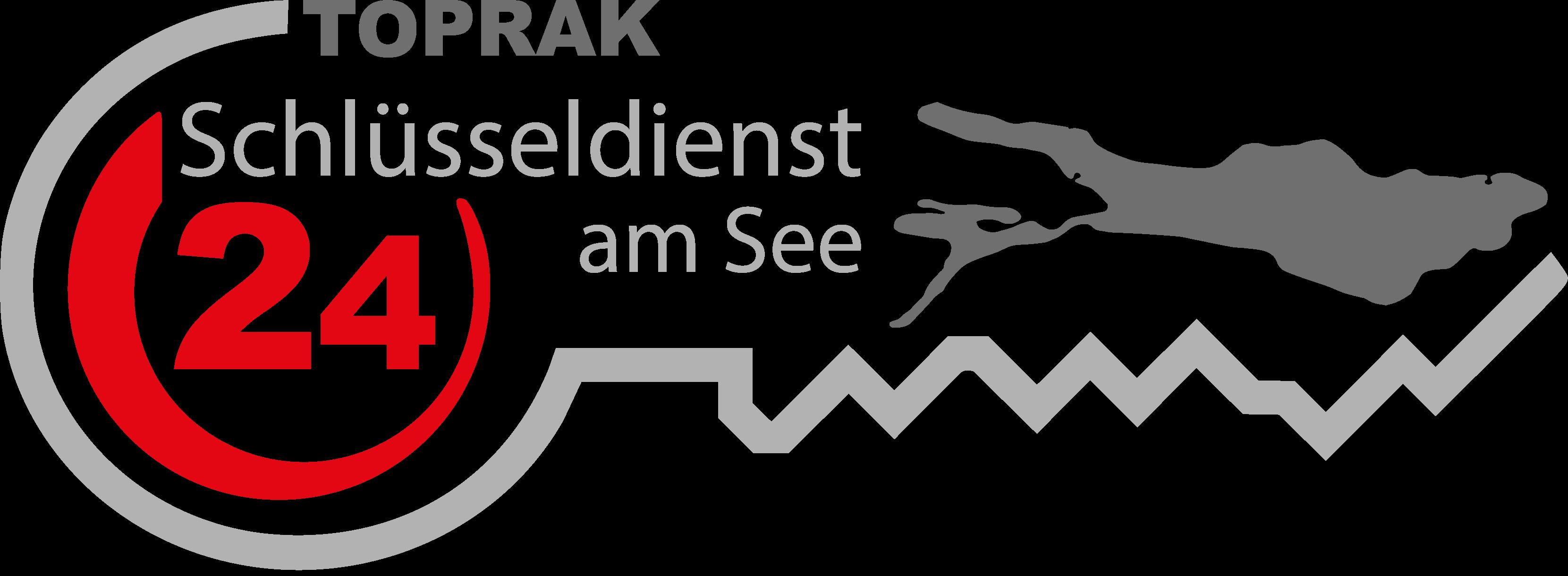 Toprak Schlüsseldienst Logo transparent