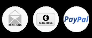Zahlarten Schlüsseldienst am Bodensee